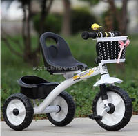 Baby Tricycle Trike Ride-On Pedal Car For Kids Children's Tricycle Baby Trike