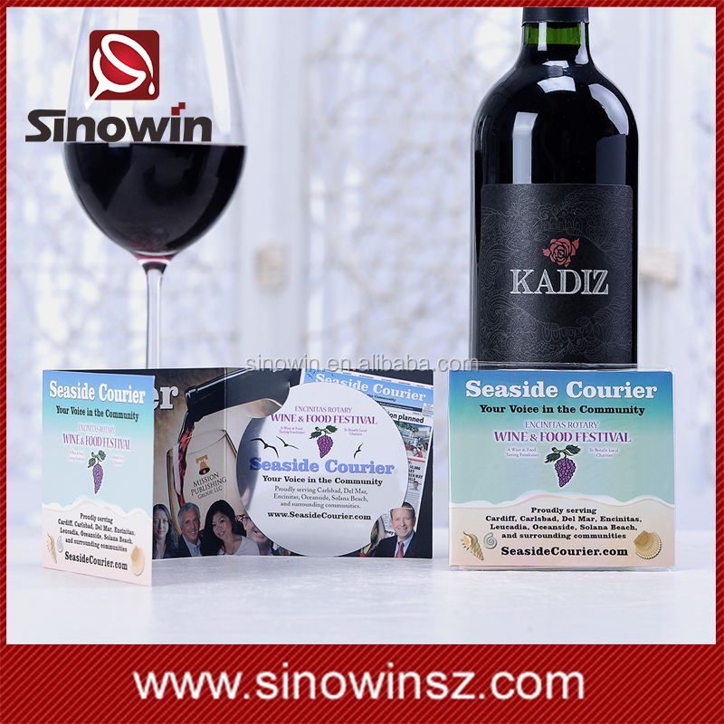 Gift items No Drops Wine Pourer Disk for Celebration