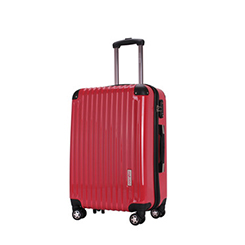 "Cheap hard shell suitcase set large capacity 20"" 24"" 28"" abs trolley luggage"