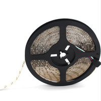 Beautiful Look Led Strip Light Smd3528 High Brightness Colorful Waterproof Dc12v Rgb Led Strip Light