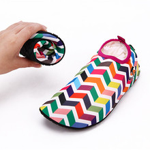 outdoor beach volleyball aqua socks swimming water shoes for women