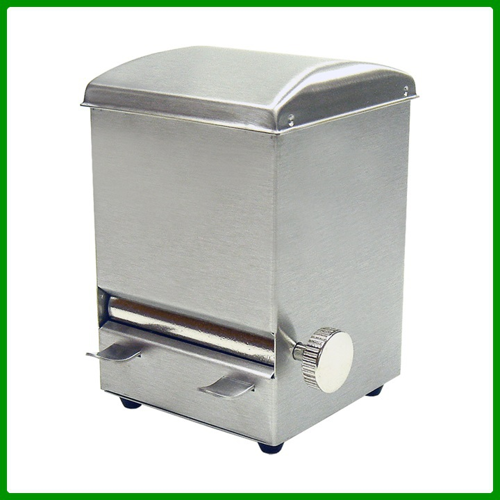 Brushed stainless steel tabletop toothpick dispenser view toothpick dispenser trendware - Stainless steel toothpick dispenser ...