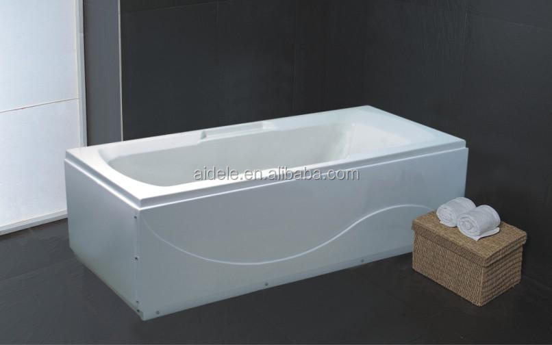 CL-713 one person easy clean simple ABS shower buthtub