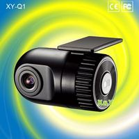 Mini size car dvr driving video recorder (XY-Q1)