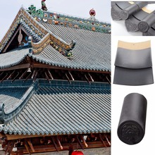 Pavilion Material Made High Quality Imitation Roof Tiles