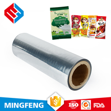 20mic-30mic VMCPP perforated food packaging antistatic films for sale