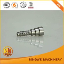 machining tolerances small metal parts manufacturing contract cnc machining