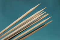 Hot Selling China Origin Big Bamboo Skewer for BBQ Meat & Corn