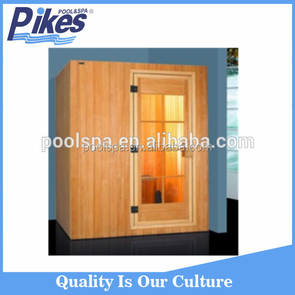 3 person popular portable outdoor personal fashion dry wood sauna steam room equipment made in China