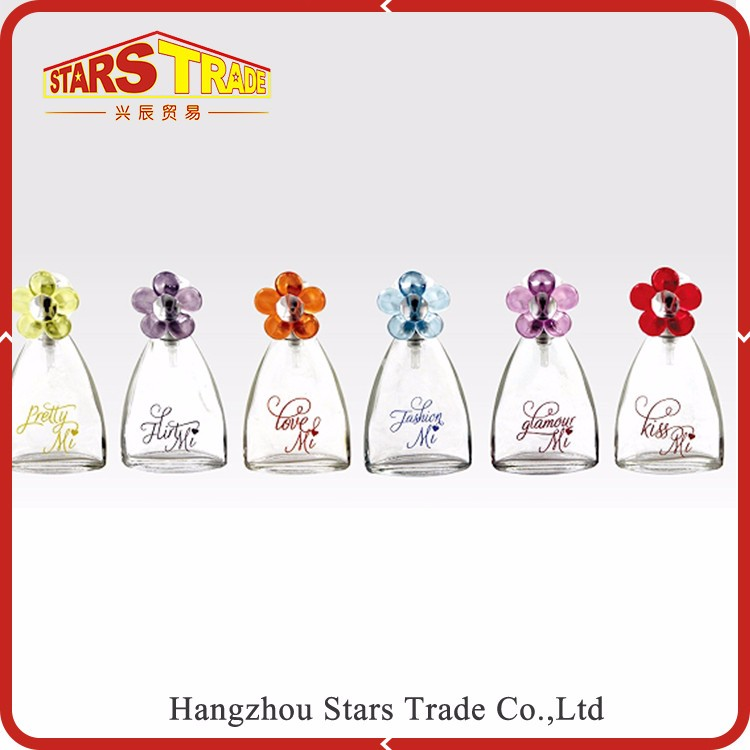 Luxury Car Perfume Bottle Of Glass Bottle