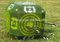 Foam archery target shooting equipment