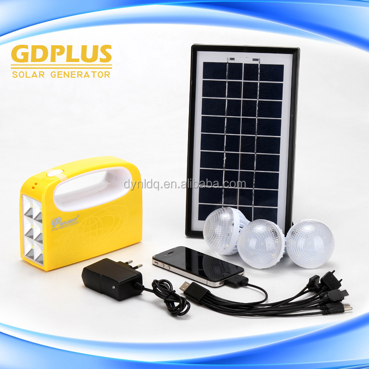 2017 hot sale!!! Solar System Dubai With Radio and charger cheap Mini Home Solar Energy System price factory