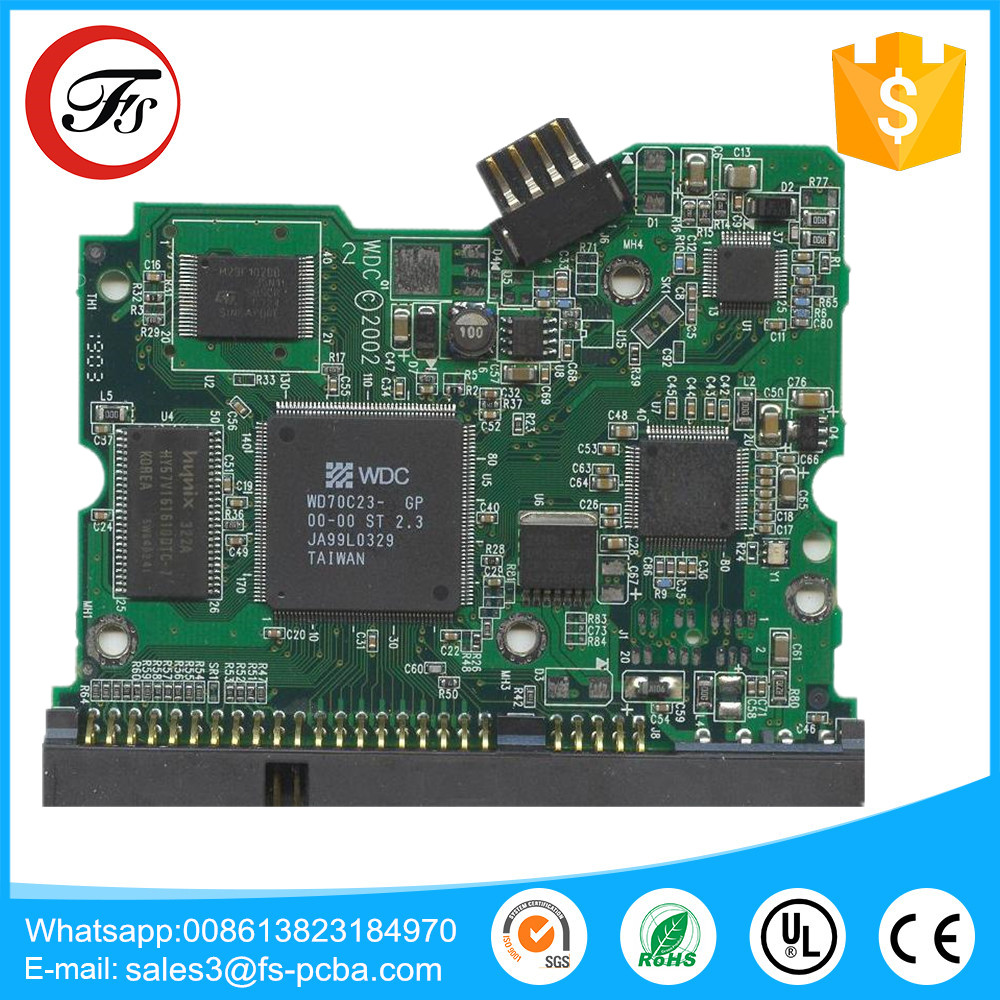 High quality Immersion gold/immersion silver/flash gold printed circuit board