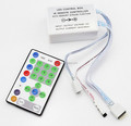 LED controller IR remote controller 24 keys dimmer for RGB running LED strip