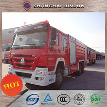 Small Fire Fighting Truck