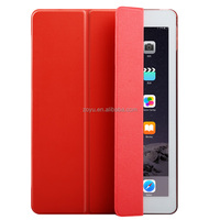 3-folding Leather Case with Holder for iPad mini2 / for iPad mini 3