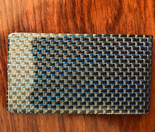 carbon fiber metal money clip wallet hardware