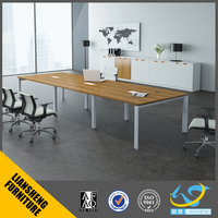 Modern design conference table office meeting table