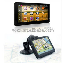 "Cheap HD 5"" touch screen car gps navigation Windows CE 6.0 FM AV-IN bt wholesale"