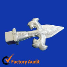 cheap small curtain rod end finial