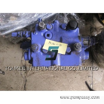control valve main control valve& hydraulic control valve for PC120-6