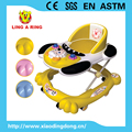 Factory wholesale cheap price tube new model baby walker for baby 2017 popular walker new