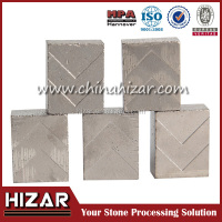 China Alibaba Supplier Diamond Stone Tool Granite Marble Sandstone Cutting Grinding Tool of Diamond Segment for Diamond Blade