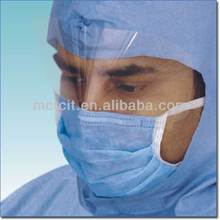 Advanced Fluid Protection Face Masks with Eye shield, disposable face mask for sale