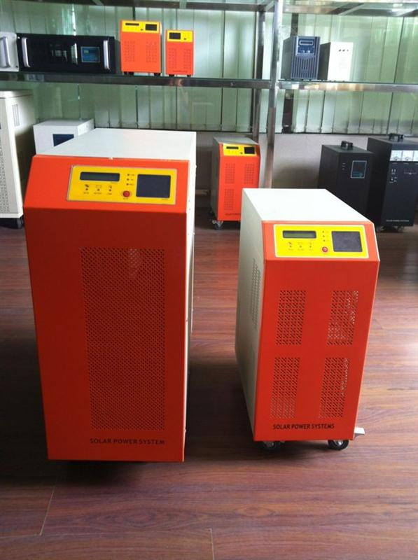 High quality , hybrid cabinet electric 5kw Home solar power home inverter ups inverter