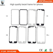 Cracked LCD Refurbishing Kit LCD Repair Consumables LCD Bezel Frame for iPhone6