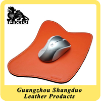 Wholeale Faux Leather Custom Gaming Mouse Pads With Logo