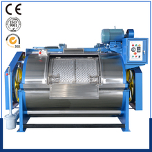 high quality thick drum stone washing machine jean and denim
