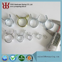 Industrial Usage and Coil Style Regular Chromed Spring Clip Collar