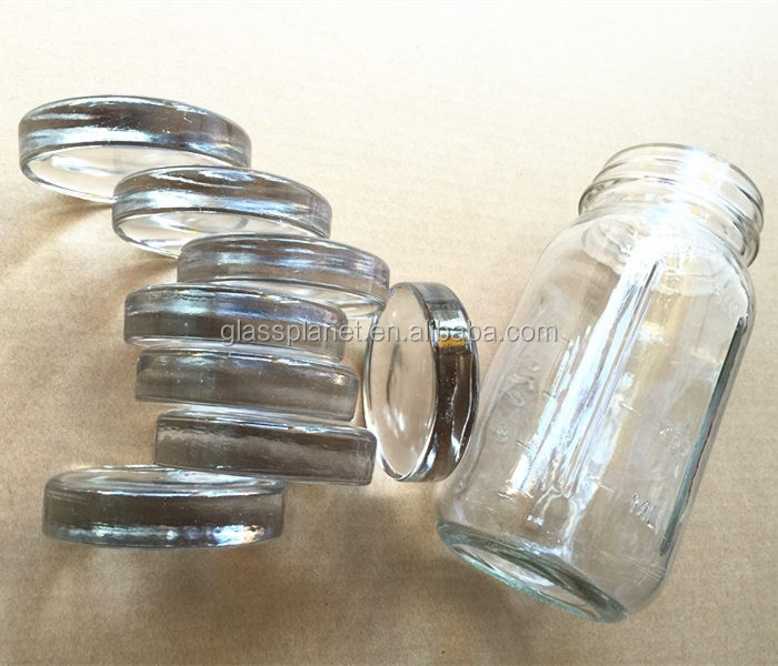 Wide Mouth Glass Fermentation Weights