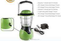 design green 24 leds dynamo lantern led lanterns