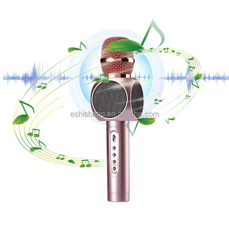 Popular in Japan and South Korea mini microphone for iphone/tablet/PC