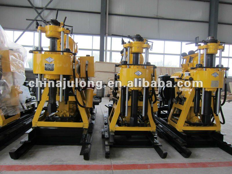 HZ-200YY Water Well Drilling Equipment