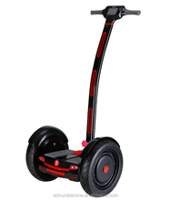Eco Friendly human transporter 520wh Electric Chariot Scooter A6