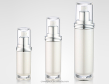 30ml 50ml 100ml cosmetic packaging plastic lotion spray bottle wholesales,cosmetic plastic bottle acrylic pump bottle