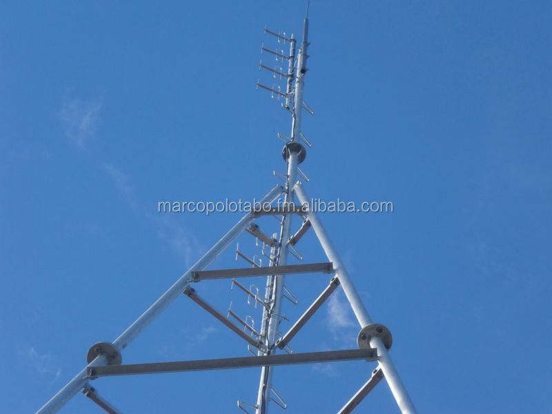 ANTENNA MAST AND TOWER INSTALLATION