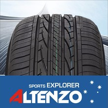 Altenzo brand car tire new designed from PDW group, sports explorer 265 70R16 112H