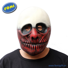 Best selling party Cosplay full head latex adults rubber mask
