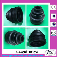Original Toyota Parts Drive Shaft Boot Rubber CV Joint Boot for Toyota Carolla,Carina 04438-12172