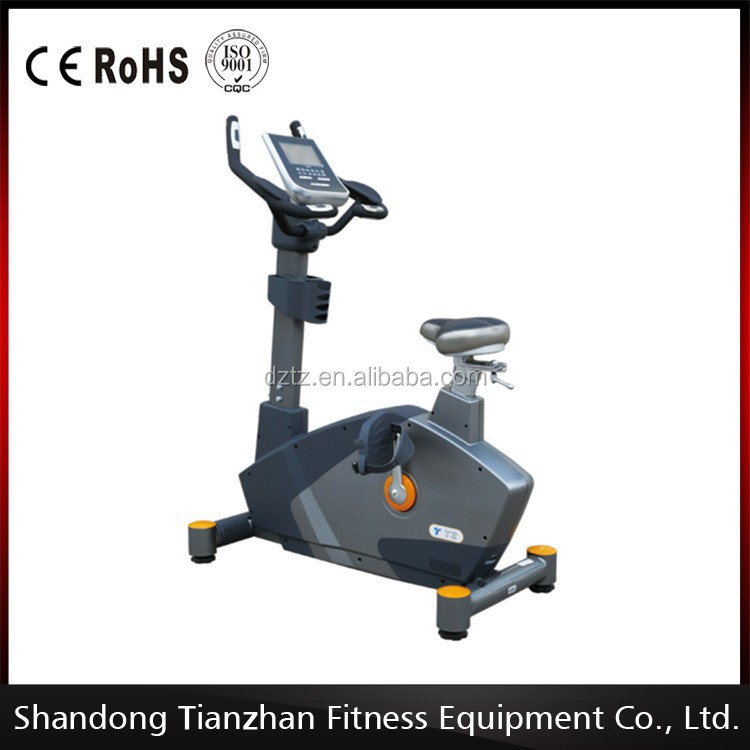 Indoor Gym Equipment Self Generate Magnetic Upright Bike/Aerobic Fitness Machine