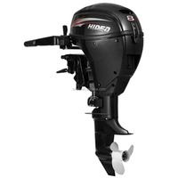 China cheap high quality outboard inflatable boat engine 8 hp 4 stroke