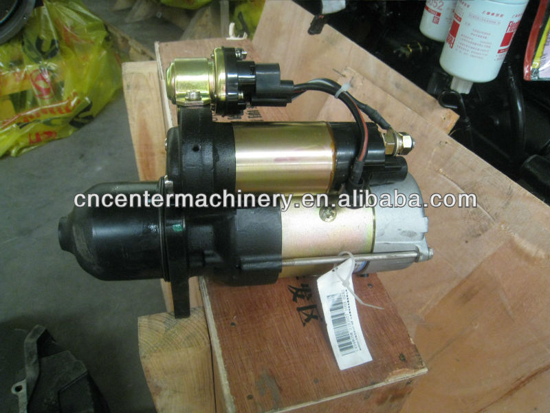 Cummins Starter Motor 4948058 for ISBe Engine