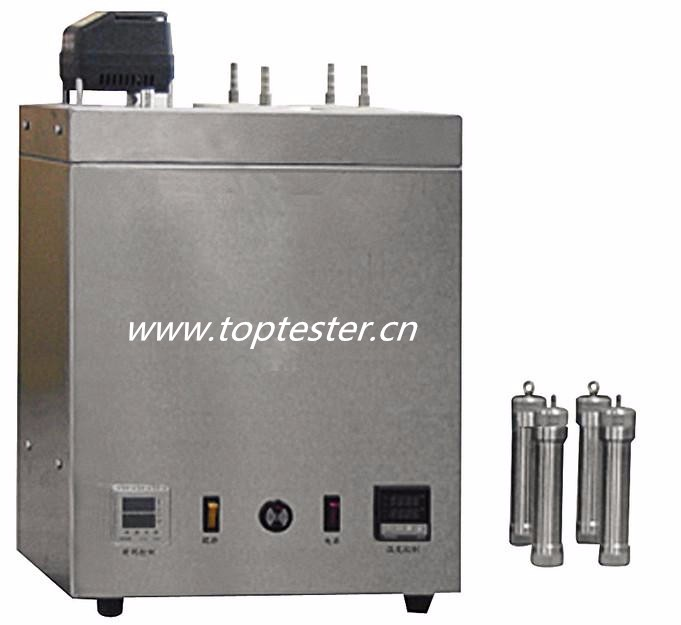 TP-113 astm d130 carbon residue tester (micromethod)
