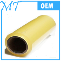 surface protection pvc cling film shrinkable custom adhesive pe stretch film
