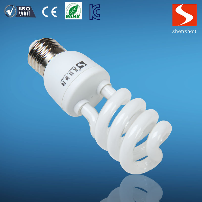 energy saving lamp making machine for producing half spiral cfl bulb lamps