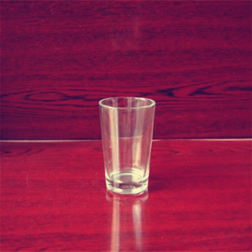 1oz clear plastic shot glass
